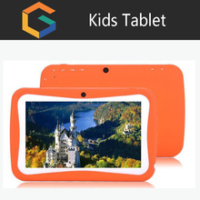 7 inch Android 4.0 512MB 8GB Wifi Camera Education Kids Tablet PC Children Tablets