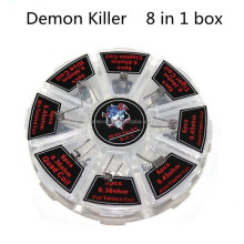Demon Killer 8 In 1 Coil Box 2016 best selling Prebuilt Heating Wires high quality wholesale price large in stock