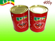 400G High Quality Manufactory Brix 28-30% Canned Tomato Paste