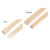 Biodegradable tableware disposable bamboo round chopsticks