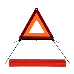 wholesale auto safety tools car emergency kits car accessories warning triangle