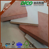 China Hot Sale E1 Furniture Interior MDF Wall Decorative Paneling