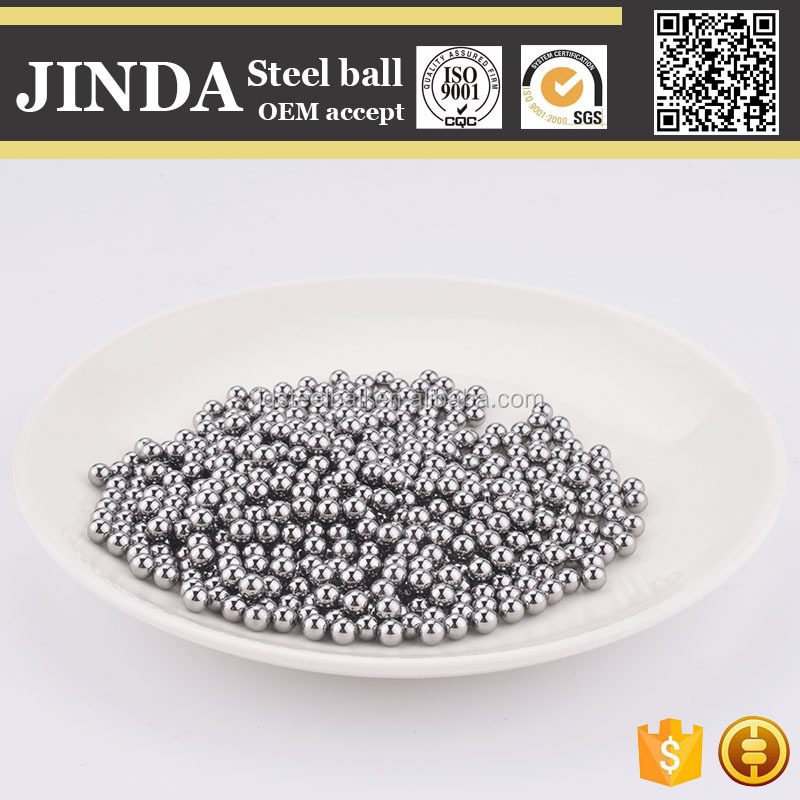 Bycicle Parts G200 G500 G1000 Wear Resisting Carbon Steel Balls