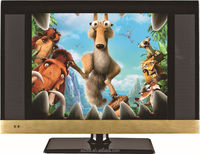 factory direct price 12v dc led tv mini led lcd tv 15 inch with high definition