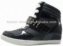 lowest price high quality girl's wedge shoes,wholesale girls fancy shoes sales online