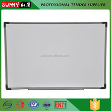 Manufacture recordable standard sizes dry erase white board