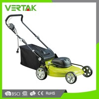NBVT BSCI certification electroplate electric power lawn mower