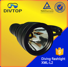 Wholesale alibaba lustfire dv300 diving flashlight