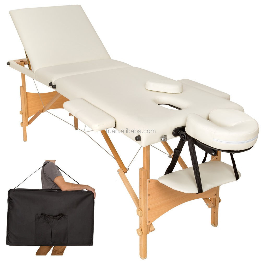 Most popular beauty table within wooden adjustable backrest