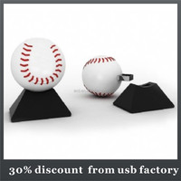 hot selling 8GB golf shape usb flash drive