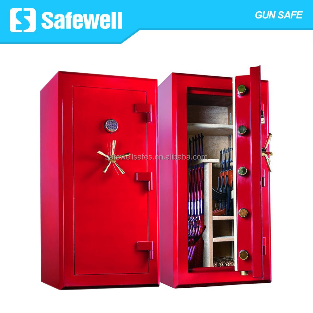 Safewell 1500GB1 Heavy Duty Fireproof Gun Cabinet