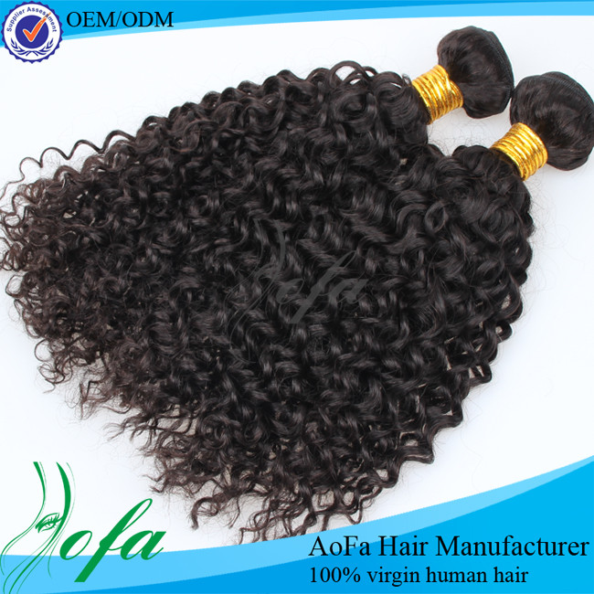 Cheap wholesale top quality bohemian curly human hair weave original ombre hair weaves