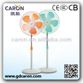 Pedestal Installation floor standing fan 18 inch 450mm