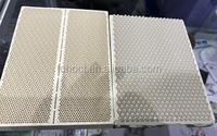Toho hot sale Infrared ceramic honeycomb substrate