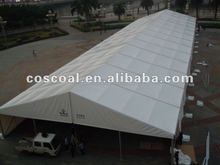 Big aluminum temporary clear span outdoor sports event tent