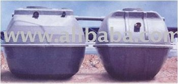 High Tech Septic Tanks for Desert Land