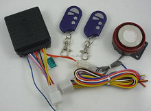 Retail Smart Motorcycle Anti-theft Security Vibration Alarm System Remote Control