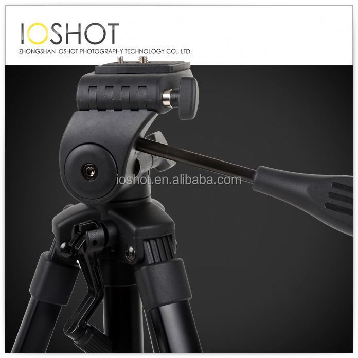 Travel Smart Mini Flexible Tripod For Digital Camera Or Cell Phone Dv