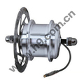 New design! Outrider OR01D3 98 front 33V/250W drive and control unified discbrake motor