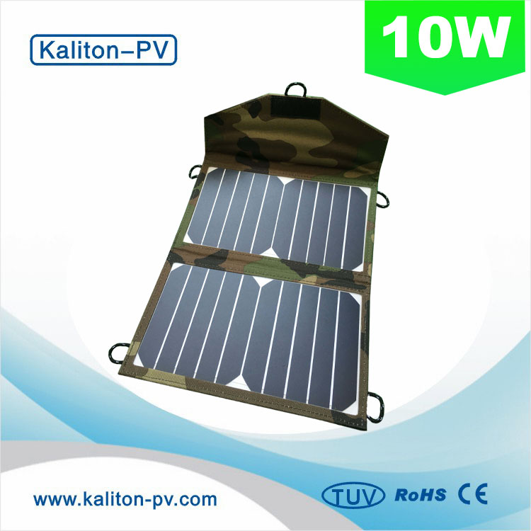 2017 Newest Foldable Solar Mobile Charger Pack, Portable Solar panel charger,Solar panel charger bag
