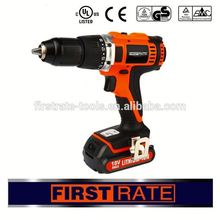 18V variable speed 2-speed hammer drill battery drill for sale