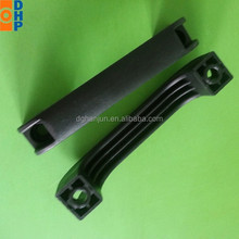 High quality! black plastic pull handle/plastic flush pull handles Low price
