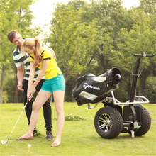 Chic Golf fashion Intelligent big power electric scooter