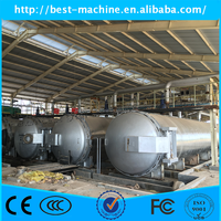 high oil yield rate commercialcrude palm oil production line With CE and ISO