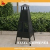 good reputation over the world custom garden clay chimineas
