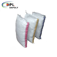 Dapoly pp woven bag vegetables for corn grain maize packaging wheat flour