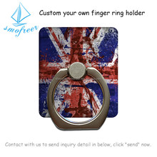 Hot sale Color Plating Ring Holder,customize metal Ring Holder support all mobile phone