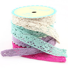 CC888 Decorative Cotton Crochet Lace Ribbon
