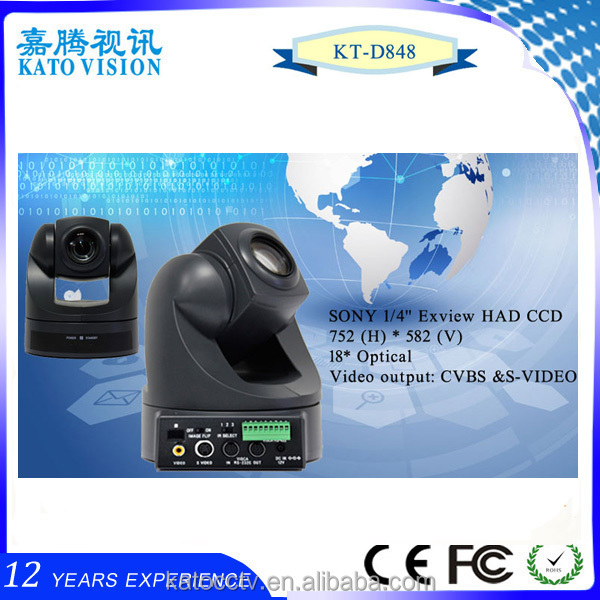 550 TVL Multiple Video Output SD Video Conference camera pc web camera software free download