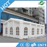 Hot sale Tent! HappySky inflatable tent arch, advertising inflatable bubble camping tent for sale