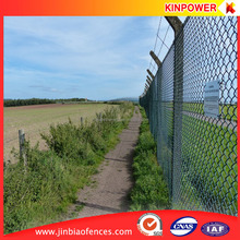 ISO9001:2008 high quality, low price used chain link fencing for sale
