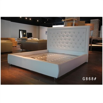 2015 Good Sale Twin Leather Beds For Adults D868 Buy