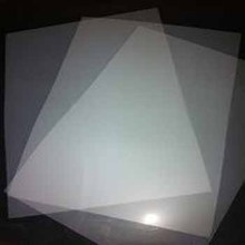 Recycled Plastic PVC Decotative Sheet Tansparent Film in High Quality