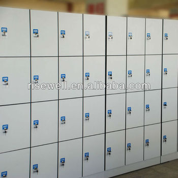 HPL electronic lock locker