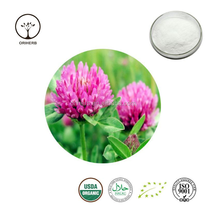 High purity organic Red Clover Extract