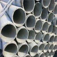 GTC /GPE hot dipped galvanized steel pipe