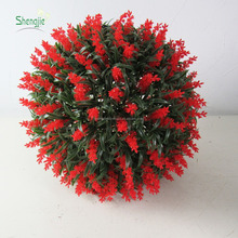 high quality hanging flower balls for wedding hanging flower ball artificial flower ball in china