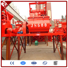 Superior high mixing quality concrete mixer belle