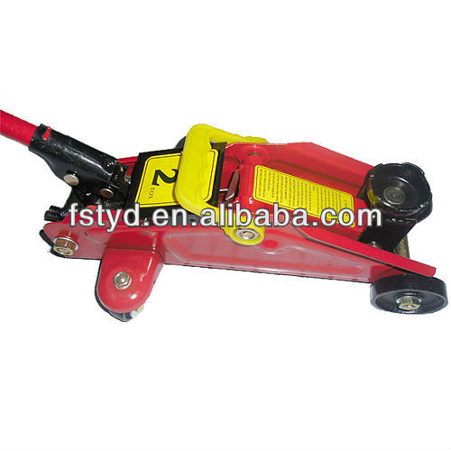 Hand Lift Structure Small Lifting Jack Horizontal Hydraulic Jack