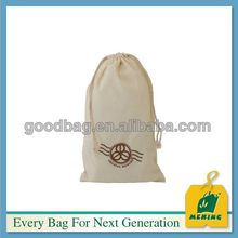 China supplier hot stamping canvas zipper tote bag