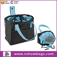 shopping cooler lunch bag 350ml pet spray bottle frozen lunch bag