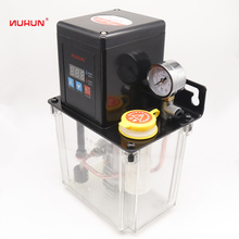 1.5L Automatic Lubrication System Electrical Gear Pump for Plastic Injecting Machine