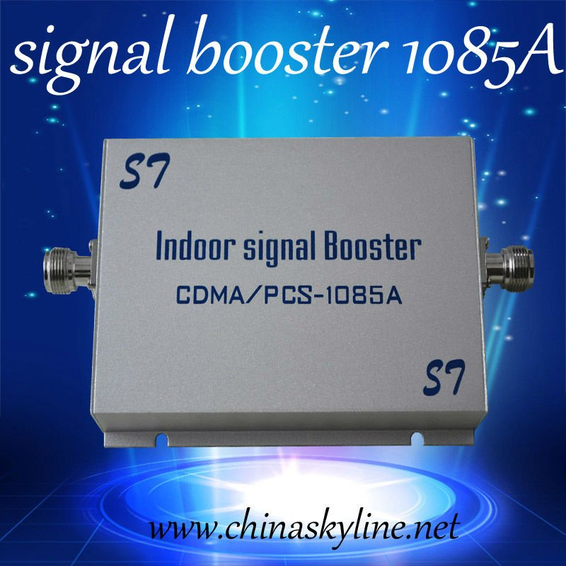 Indoor Mobile 850/1900MHz dual band gsm amplifier signal repeater