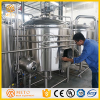 Large Commercial Beer Brewery Equipment / Microbrewery Equipment / Brewhouse Plant High Quality For Sale