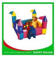 Hot Sale Customized Design Commercial Children Indoor Playground Adult Indoor Play Area Soft Play Area