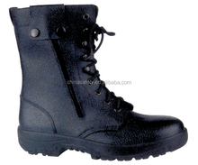 China top quality low price SLU-UB178 army safety boots shoes